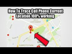 To Trace, Current Location, Letters, Number, Phone, Youtube, Telephone, Letter, Lettering