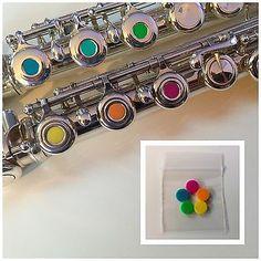 RAINBOW Open Hole Flute Plugs Set, Fit Most Makes, YAMAHA GEMEINHARDT JUPITER | eBay!