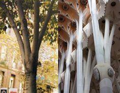 Cómo se hace un Trencadís? | BLOG de la Escuela de Mosaico:TrencadisBCN Gaudi, Empire State Building, Taj Mahal, Barcelona, Mosaic Art, Bird, Creta, Tiffany, Modernism