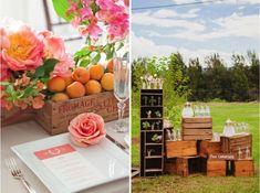 Ideias para casamento no campo - Berries and Love