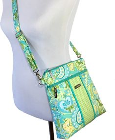 The Timeless Cross-body Bag Sewing Pattern from Sewn Ideas