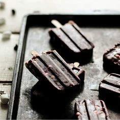 Hot CocoaPopsicles - Home - Pastry Affair