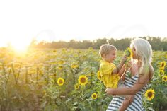 Sunsets & Sunflowers #sunflowers #photoshoot