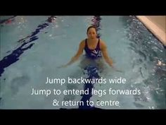 912 Best Water Aerobic Exercises images in 2018 | Pool workout