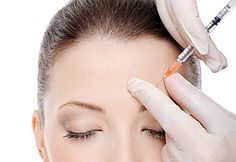 Stop wrinkles before they start.  Injectables & Fillers