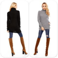 Nytt i butiken Designers, Sweaters, Shopping, Dresses, Fashion, Fashion Styles, Vestidos, Moda, Sweater