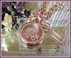 Elegant and beautiful, that's Origami Owl! Questions? owlisallyouneed@gmail.com
