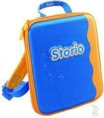 Storio draagtas blauw