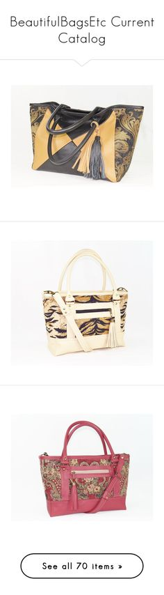 """BeautifulBagsEtc Current Catalog"" by beautifulbagsetc ❤ liked on Polyvore featuring bags, handbags, tote bags, zip tote, leather zip tote, handbags totes, leather handbag tote, white tote, leather tote purse and leather tote bags"