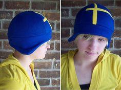 Sweden Flag Hat  - Found on my etsy