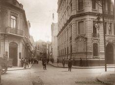 Rua da Quitanda - 1914