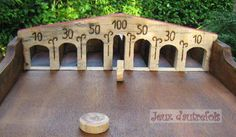 Games of the past - Rental Animation Ancient wooden games in Mérignies in . Garden Games, Backyard Games, Outdoor Games, Outdoor Fun, Fundraising Crafts, Wedding Games For Guests, Outside Games, Wood Games, Carnival Games