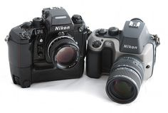 Nikon QV-1000C - The history of Nikon's first electronic camera