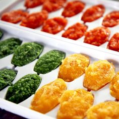 Turn your freezer into a health booster & weight loss tool, great ideas!