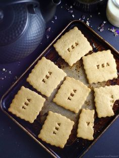 Cashew Butter Tea Biscuits (Free From: gluten, dairy, eggs, refined sugar, gums…