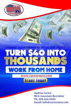 Join MCA Today! Get amazing benefits & make money sharing the benefits with others! www.careermca.com     Tips on how to:( mak money online (A website that will make you real money) Learn more on this webste