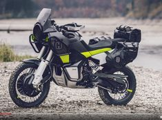 Husqvarna is set to take on the ever-growing world of adventure touring with its new concept motorcycle - the Norden Moto Enduro, Moto Bike, Moto Guzzi, Trail Motorcycle, Enduro Motorcycle, Motorcycle Touring, Motorcycle News, Girl Motorcycle, Motorcycle Quotes