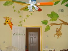 baby room wall murals nursery for boys amp girls mural stickers