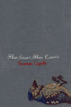 Chloe Giordano's Embroidered Book Covers —  Other Voices, Other Rooms