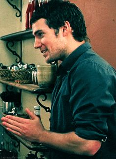 Henry Cavill in Whatever Works (2009). Absolut sweet hot cuteness.