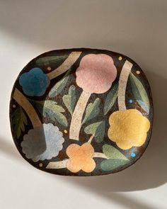 Painting Inspiration, Color Inspiration, Kagoshima, How To Make Clay, Pansies, Folk Art, Unique Gifts, Pottery, Fire