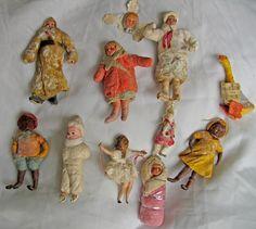 Воздушные замки - Хрупкое счастье коллекционеров. Антикварные ёлочные игрушки Много.