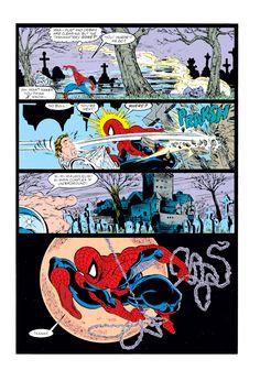 Comic Book Pages, Comic Book Artists, Comic Books Art, Comic Art, Manado, Stan Lee Spiderman, Dc Comics Characters, Classic Comics, Spider Verse