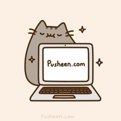 pusheen blogger - Google Search