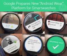 Android Wear : App Update