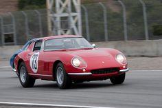 Ferrari 275 GTB/C (Chassis 09073 - 2011 Monterey Motorsports Reunion) High Resolution Image