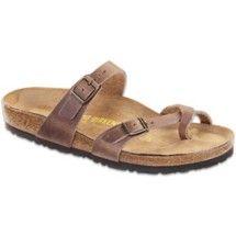 Birkenstock Mayari Sandals - Tobacco