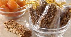 AG Personal Organizer : Como fazer barra de cereal!