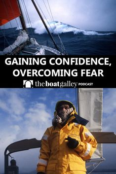Overcoming Fear and Gaining Confidence - Being prepared for offshore cruising not only means having gear to handle heavy weather, but also gaining confidence to face your first storm at sea.