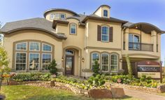 Cross Creek Ranch Welcome Home Center by our Village Builders Brand