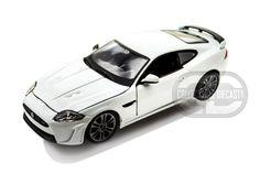 BBurago Diecast - Jaguar 1/24 XKR-S White