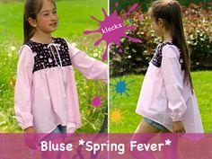 Spring Fever, Kind Mode, Graphic Sweatshirt, Etsy, Summer Dresses, Sewing, Sweatshirts, Blouse, Pattern