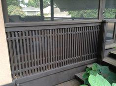Screened porch enclosure base Porch Enclosures, Backyard Ideas, Home Appliances, Base, Landscape, House Appliances, Scenery, Appliances, Landscape Paintings