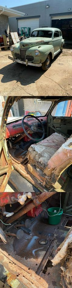 Barn Finds For Sale, Project Cars For Sale, Ali, Ford, Projects, Log Projects, Blue Prints, Ant
