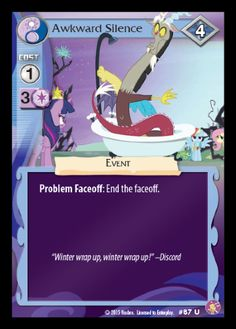 Equestria Daily: Absolute Discord Prereleases this Weekend, starting TODAY!