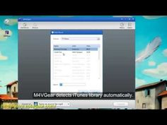 Remove DRM & Convert iTunes M4V to MP4
