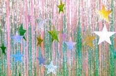 fondos Simple stars and fringe for a photo backdrop - perfect for a disco themed party Party Kulissen, 70s Party, Party Time, Party Ideas, Sofia Party, Craft Party, 16th Birthday, Birthday Parties, Disco Birthday Party