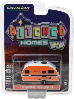 Greenlight Hitched Homes 1958 Siesta Travel Trailer Diecast Silver for sale online Winnie Drop, Collectible Cars, Custom Hot Wheels, Matchbox Cars, Minecraft Designs, Camping Trailers, Elm Street, Aviation Art, Diecast Models