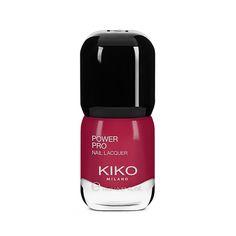 Nail Polish || Power Pro Nail Lacquer- Ribes Red (46)