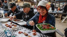 One of the most prestigious barbecue competitions in the world takes place on the fourth Saturday of October in Lynchburg, TN. Every year thousands of people flock to �the hallow� to see the best of the best compete in pork ribs, pork shoulder, beef brisket and chicken as well as sauces and desserts.