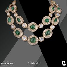 Wedding jewels are timeless; covet them for generations to come!