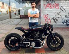 74 Awesome Custom Built Yamaha XV1000 Motorcycles https://www.designlisticle.com/custom-built-yamaha-xv1000/