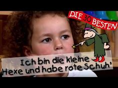 I am the little witch and have red shoe & # - singing, dancing and moving Halloween Lieder, Kindergarten Portfolio, Kids Songs, Red Shoes, Singing, Witch, Album, Children, Videos