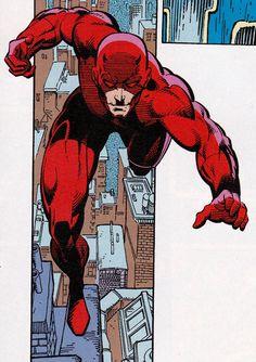 Hq Marvel, Marvel Comics Superheroes, Marvel Heroes, Frank Miller Art, Frank Miller Comics, Daredevil Matt Murdock, Daredevil Elektra, Stan Lee, Green Lantern Comics