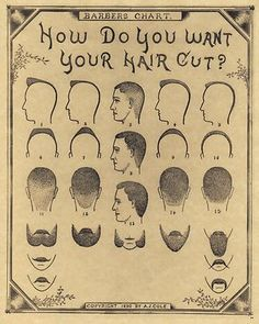 Barber Haircuts on Pinterest