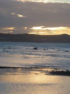 Pôr-do-sol na Praia da Pipa, RN